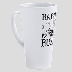 OB Nurse 17 oz Latte Mug