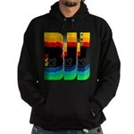 Hooded BJJ sweatshirt - Jiu Jitsu shirts
