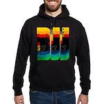 Hooded BJJ sweatshirt - Jiu Jitsu shirts
