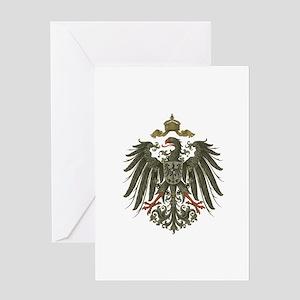 German Empire Greeting Card