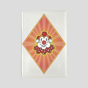 clownB Rectangle Magnet