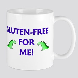 GLUTEN-FREE FOR ME! Mug