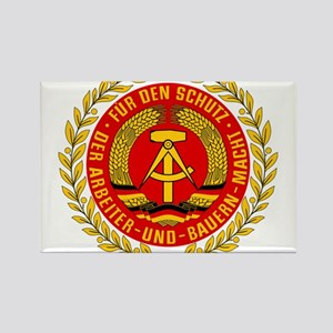 National People's Army Rectangle Magnet