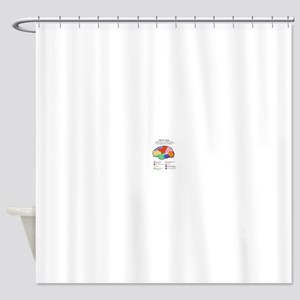RA Life Shower Curtain