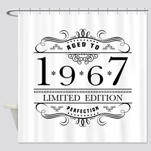 1967 Limited Edition Shower Curtain