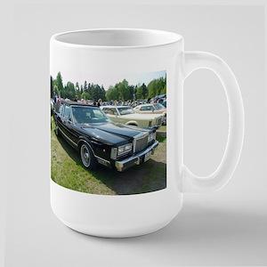 Town Car Large Mug
