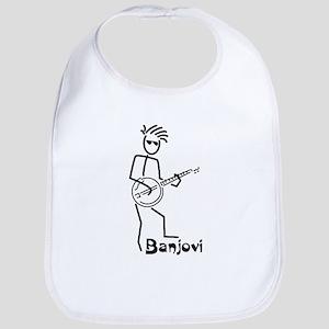 BANJOVI - BANJO DESIGN Bib