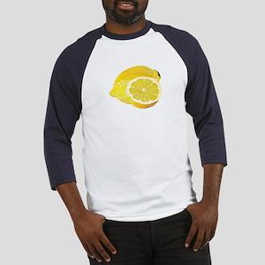 Just Lemons Baseball Jersey