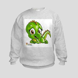 Baby Iguana Kids Sweatshirt