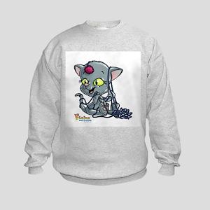 Baby Kitty Kids Sweatshirt