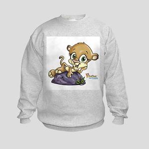 Baby Lion Kids Sweatshirt