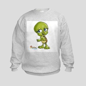 Baby Turtle Kids Sweatshirt