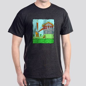 Passive-aggressive solar home Dark T-Shirt