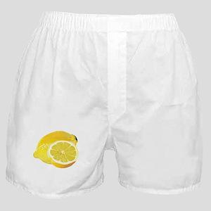 Just Lemons Boxer Shorts