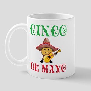 Fun Cinco De Mayo Mug