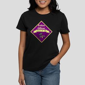 Police Grad Women's Dark T-Shirt