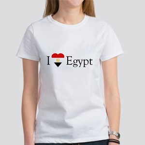 I Love Egypt Women's T-Shirt