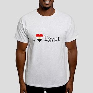 I Love Egypt Light T-Shirt
