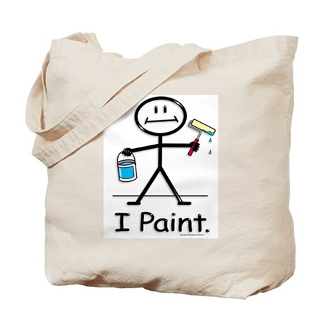 BusyBodies Painter Tote Bag