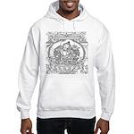 Tibetan Hooded Sweatshirt