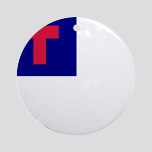 Christian Ornament (Round)