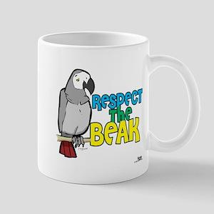 Respect the Beak! Mug