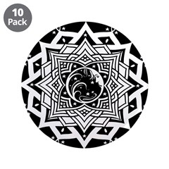 "Ancient Celestial 3.5"" Buttons (10 pack)"