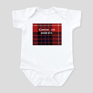 cameron tarton Infant Bodysuit