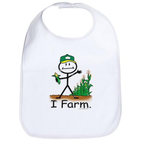 BusyBodies Farmer Bib
