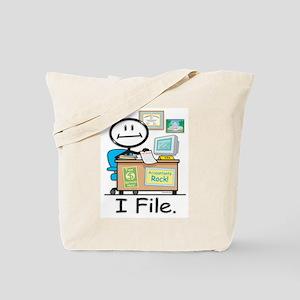 CPA I File Tote Bag