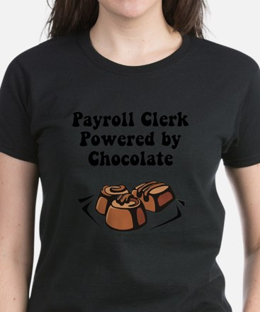 Payroll Clerk Women's Dark T-Shirt