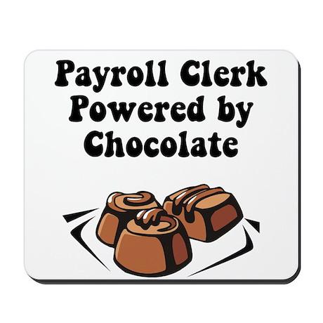 Payroll Clerk Mousepad