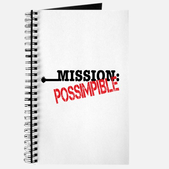 Mission Possimpible Journal