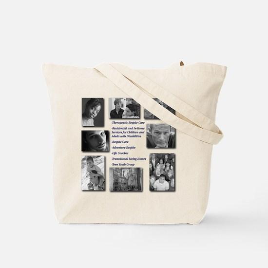Cute Creative services Tote Bag