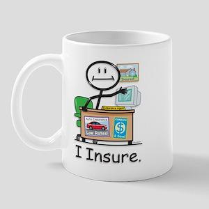 BB Insurance Agent Mug
