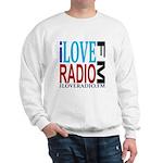 ILR LOGO 325X325 FM.jpeg Sweatshirt
