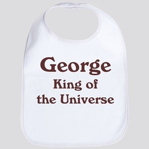 Personalized George Bib