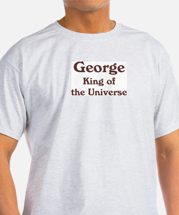 Personalized George T-Shirt