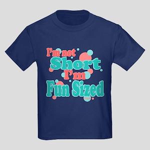 I'm Fun Sized Kids Dark T-Shirt