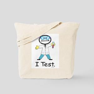 Medical Lab Tech Tote Bag