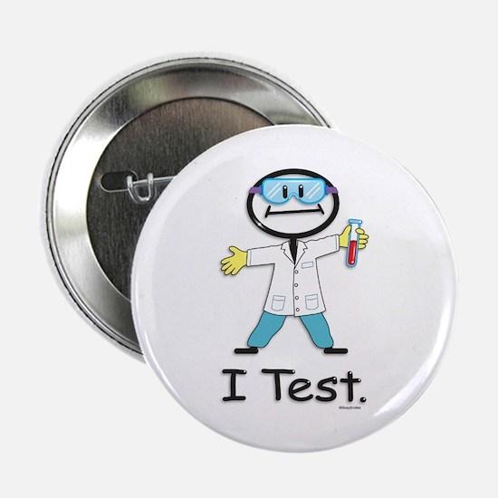 "Medical Lab Tech 2.25"" Button"