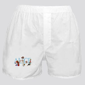 ALICE & FRIENDS Boxer Shorts