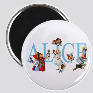 ALICE & FRIENDS Magnet