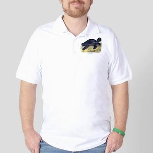 Audubon Wolverine Animal Golf Shirt