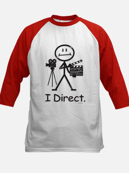 Director Kids Baseball Jersey