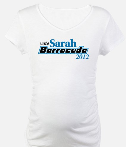 Sarah Barracuda 2012 Shirt