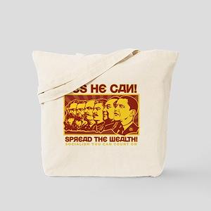 Spread the Wealth Tote Bag
