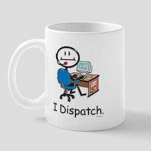 BusyBodies Police/Fire Dispatcher Mug
