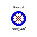 Innilgard populace Rectangle Sticker 10 pk)