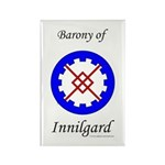 Innilgard populace Rectangle Magnet